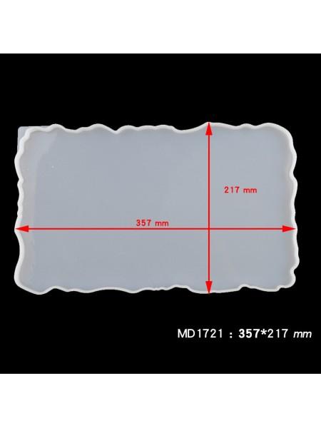 Молд подставка-поднос ,размер 35,7*21,7 см