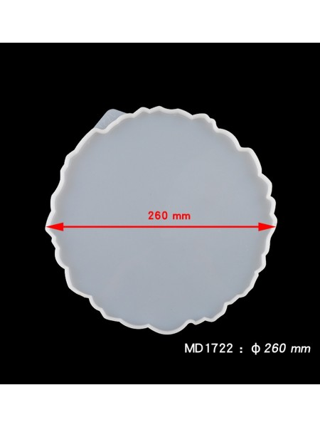 Молд подставка-поднос ,размер 26 см