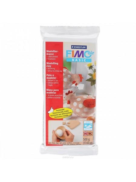 Полимерная глина FIMO air basic .500гр,цв-телесный,8100-43