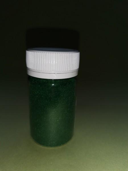 Бархатная пудра(флок пудра),Темный зеленый,55 мм