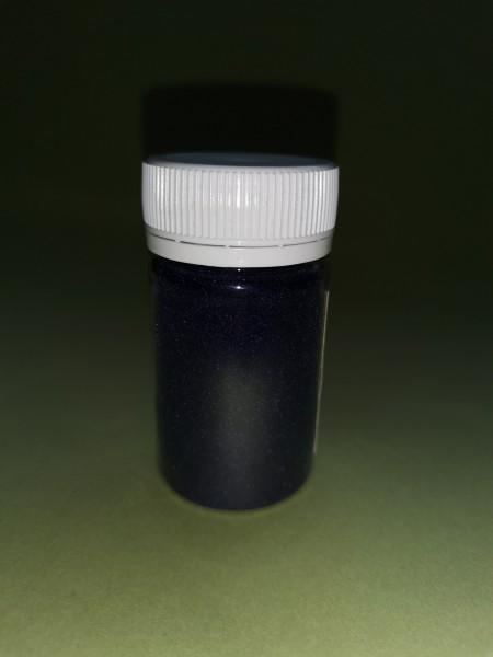 Бархатная пудра(флок пудра), Темный синий,55 мм