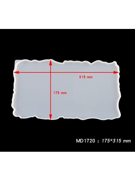 Молд подставка-поднос ,размер 31,5*17см