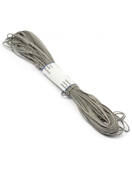 Шнур-Сутаж,серый 2.5мм Цена за 1 м