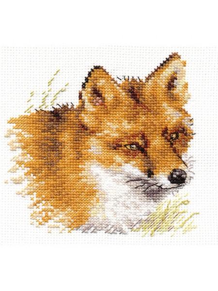 Набор для вышивания АЛИСА 'Лиса' 12*12см