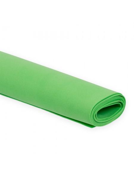 Фоамиран иранский , цвет №25-Светло-зеленый