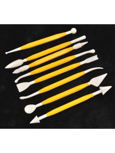 Набор инструментов для лепки (набор из 8 шт.)