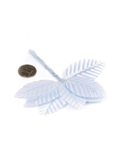 Листочки гофрированные,белые