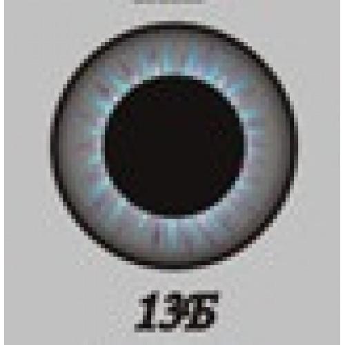 Глазки для игрушек.Пришивные-8мм-№13Б,цена за пару