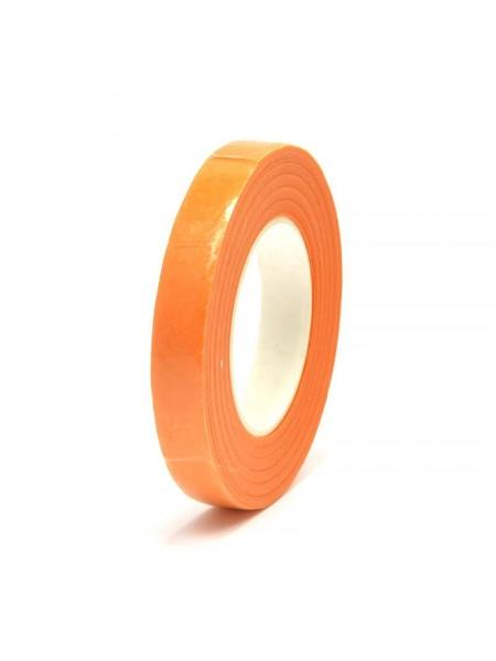 Тейп-лента,цв оранжевый,13мм