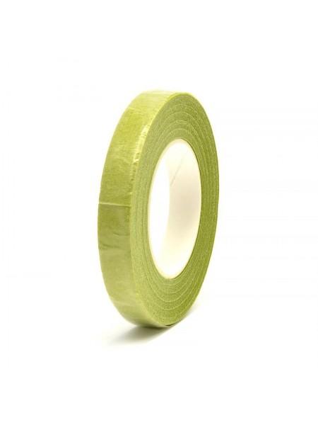 Тейп-лента,цв светло-зелёный,13мм