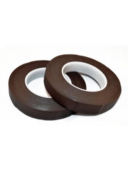 Тейп-лента,цв коричневый,13мм