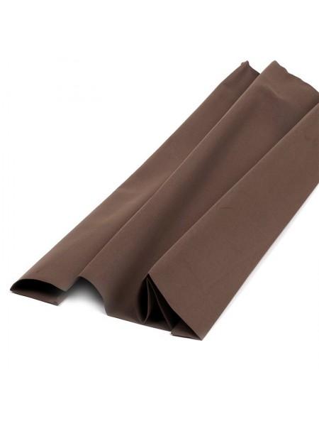 Фоамиран-тёмно-коричневый №21, 30*35см