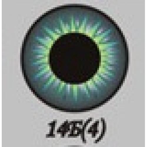 Глазки для игрушек,пришивные-8мм-№14Б,цена за пару