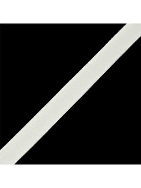Резинка широкая,белая, 25 мм,цена за 1 метр
