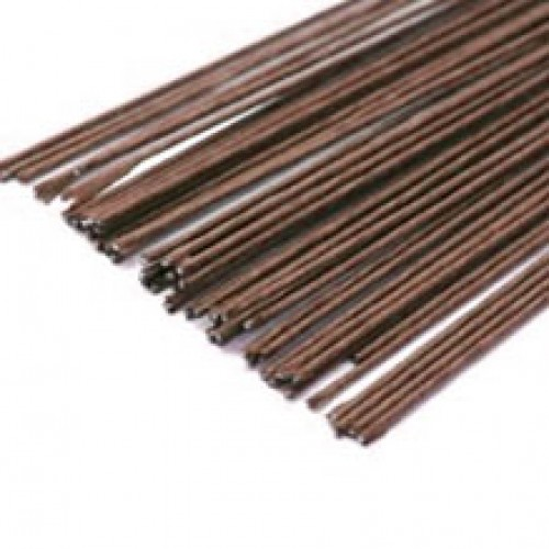 Проволока в бумажной обмотке,коричневая,0,7 мм-цена за 10шт