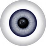 Глазки кукольные запекаемые