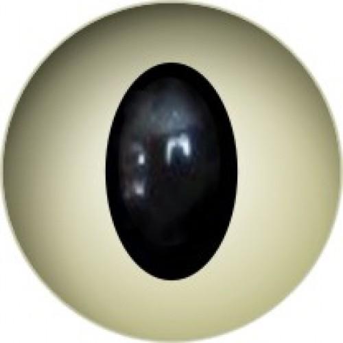 Глазки кошачьи,пришивные-10мм-№20,цена за пару