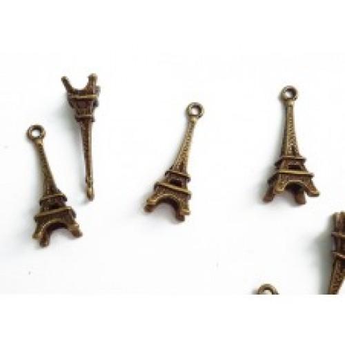 Подвеска,бронза,башня.цена за 1 шт