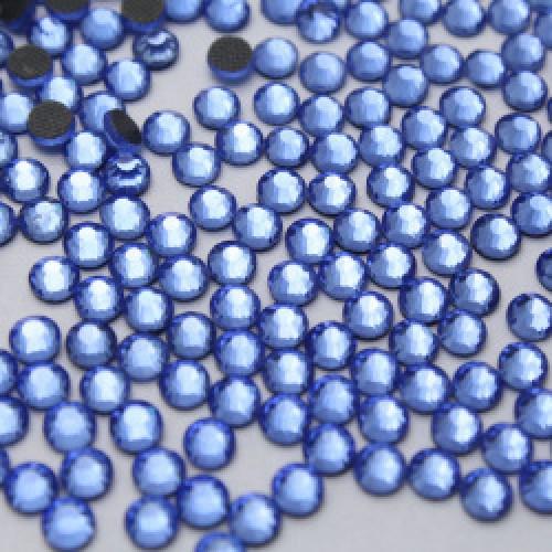 Стразы термоклеевые DMC-SS-20-голубые,№5,цена за 10 шт
