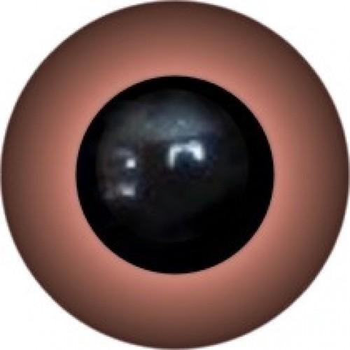 Глазки для игрушек,пришивные-10мм-№3Б-4,цена за пару