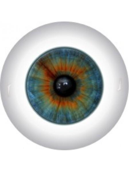 10 мм-Глаза для кукол-№8.цена за пару