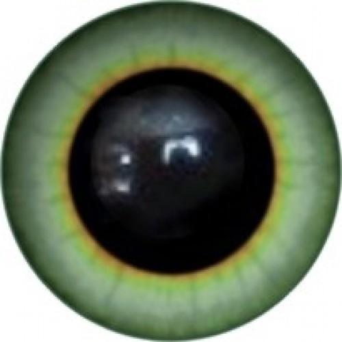 Глазки для игрушек,пришивные-6мм-№49А,цена за пару