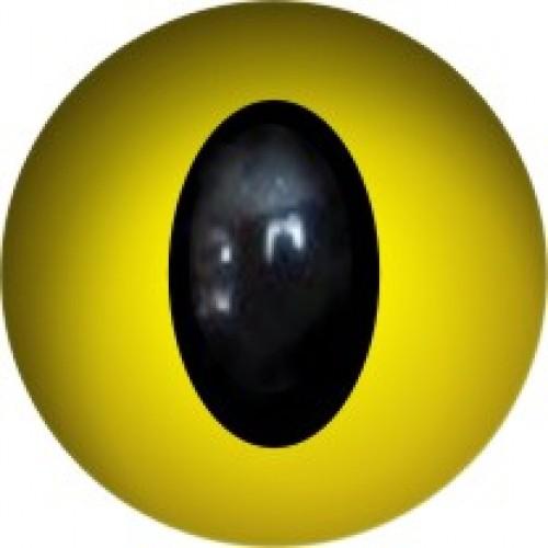 Глазки кошачьи,пришивные-10мм-№8,цена за пару