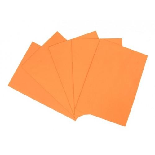 Фоамиран 2мм,Апельсин, цена за 1 лист