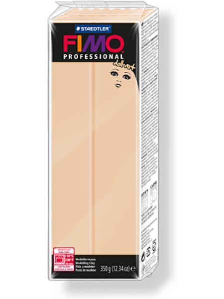 Полимерная глина FIMO professional doll art 454гр(Германия)-непрозрачный песочный