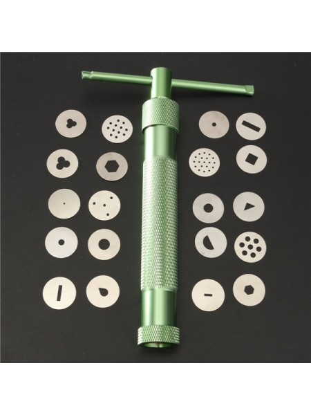 Шприц-Экструдер винтовой  для полимерной глины