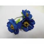 Цветы и листики для заколок