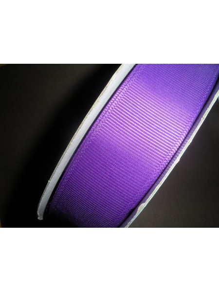 Лента репсовая,25мм.№113-фиолетовая