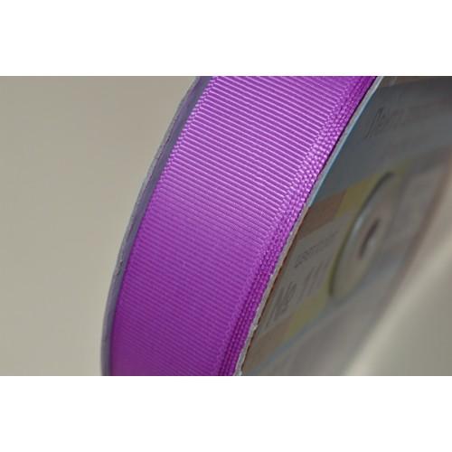 Лента репсовая,25мм.№111-фиолетовая