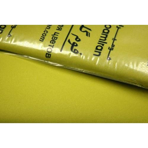 Фоамиран-оливковый №14, 30*35см