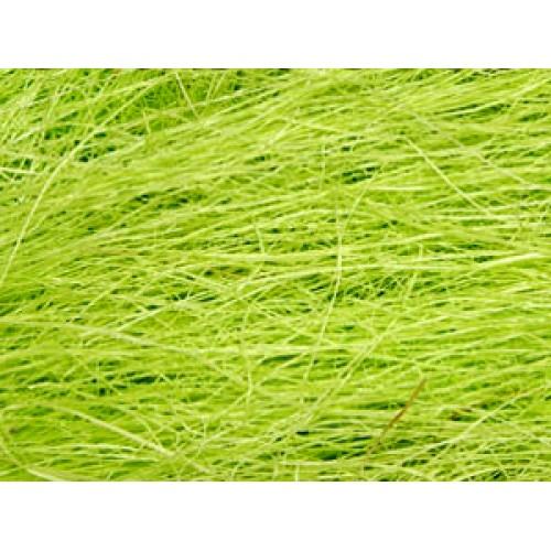 Сизаль,цвет салатовый,40 гр