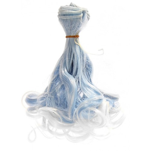 Трессы-кудри (волосы для кукол)15 см
