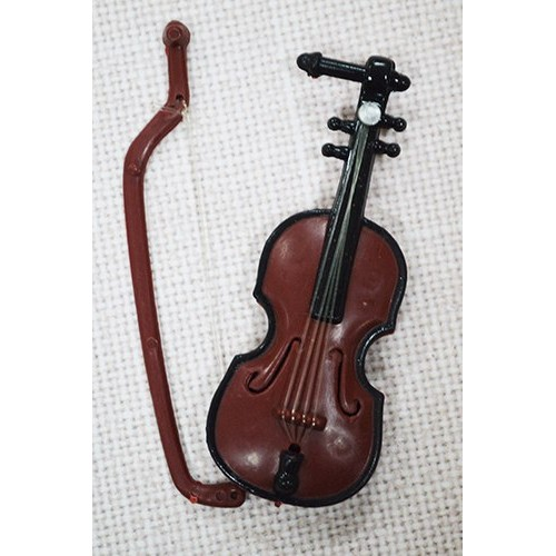 Скрипка декоративная . цена за 1 шт