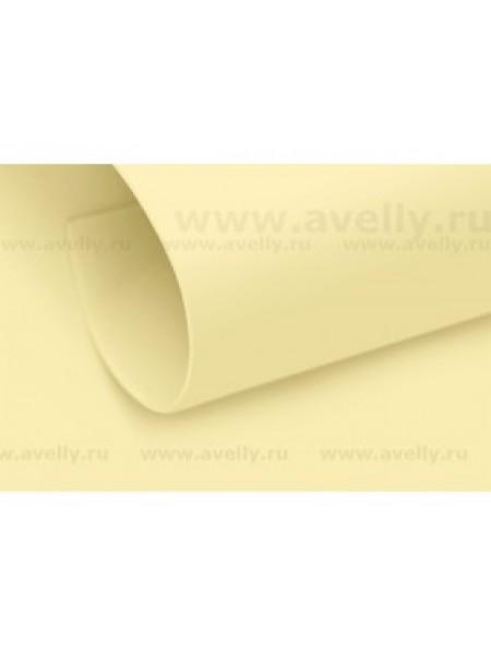 Фоамиран корейский,0,6мм,сливочный, 20*30 см, цена за 1 лист
