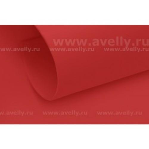 Фоамиран корейский,красный(карминовый),0,6мм,40*60 см, цена за 1 лист