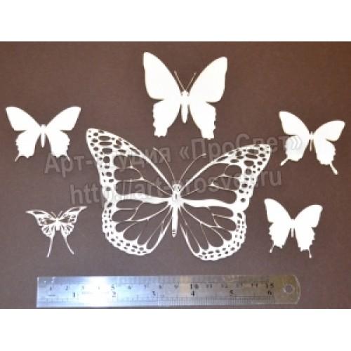 """Чипборд №32-""""Бабочки"""""""