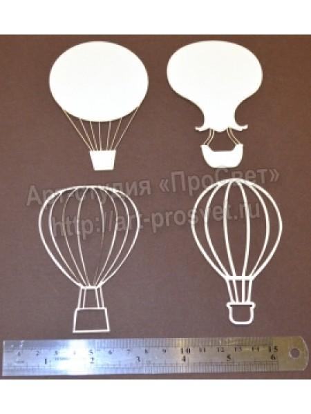 """Чипборд №70-""""Воздушные шары"""""""