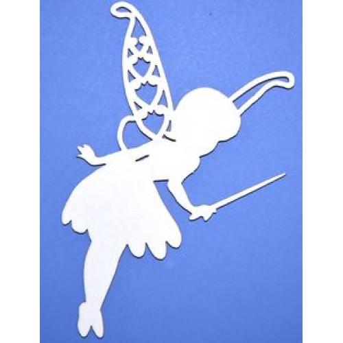 """Чипборд № М-027 -""""Маленькая фея"""""""
