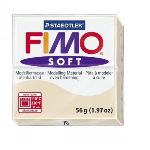 Полимерная глина Фимо FIMO Софт сахара-70