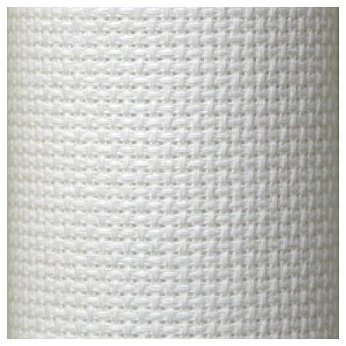 Канва Аида 18 ,белая, 50*50 см,Bestex(Китай)
