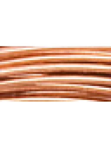 Проволока для плетения AW-1-04-цв-медь
