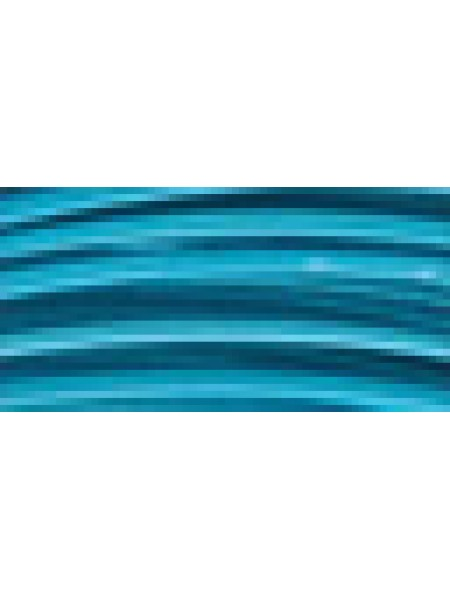 Проволока для плетения AW-1-02-цв-бирюзовая