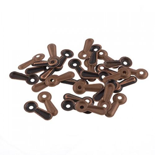 Набор анкеров-состаренный металл, 48 шт