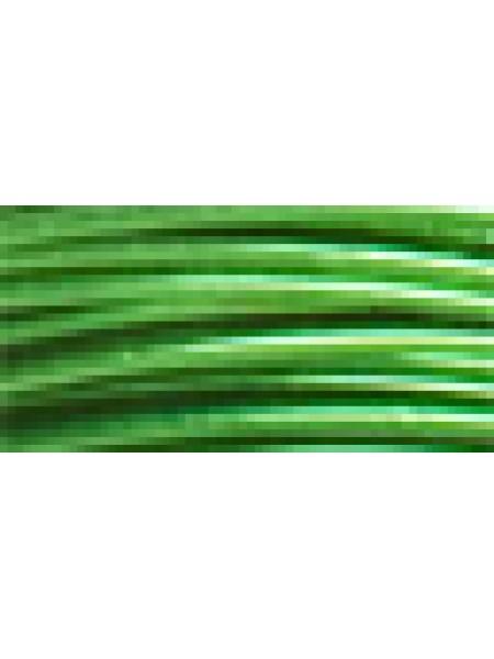 Проволока для плетения AW-1-25-цв-зелёный