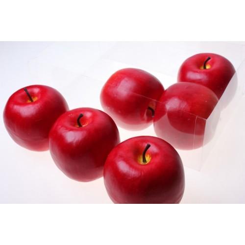 Яблочко красное,цена за 1шт