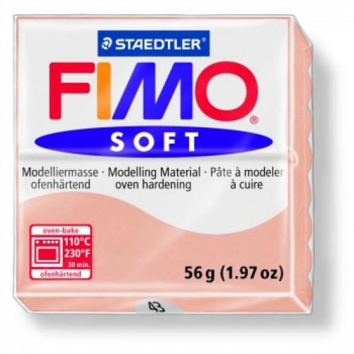 Полимерная глина Фимо FIMO Софт беж-43